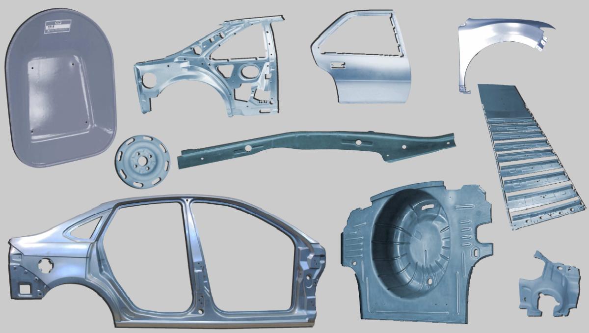 Présentation de l'emboutissage des métaux dans l'industrie ...